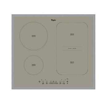 WHIRLPOOL ACM 808/BA/S indukční varná deska