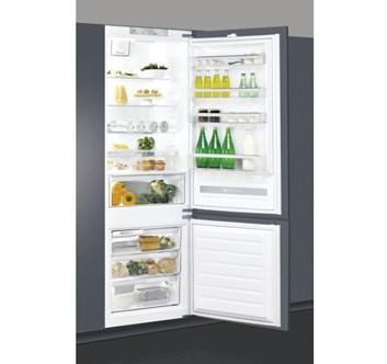 WHIRLPOOL SP40 801 EU vestavná kombinovaná chladnička