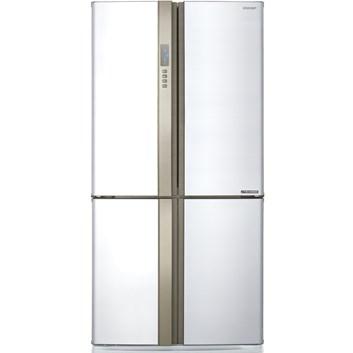 SHARP SJEX 820FWH americká chladnička
