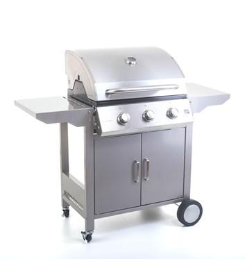 G21 Plynový gril Oklahoma BBQ Premium Line 3 hořáky + zdarma redukční ventil
