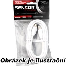 SENCOR SAV 109-015B ant.koax.kab.