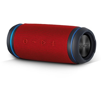 SENCOR SSS 6400N SIRIUS červený bluetooth reproduktor