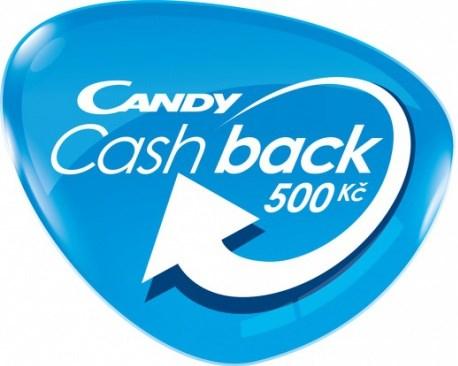 Candy CashBack -  Získejte až 500 zpět!