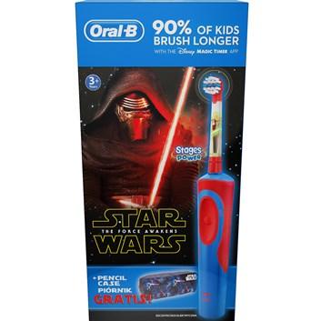 ORAL B VITALITY STAR WARS dětský elektrický kartáček