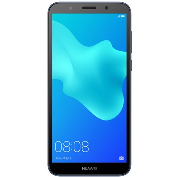 HUAWEI Y5 2018 DS blue mobilní telefon