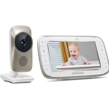 MOTOROLA MBP 845 HD Connect dětská chůvička