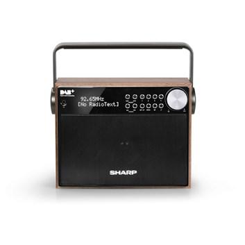 SHARP DR-P350 DAB rádio