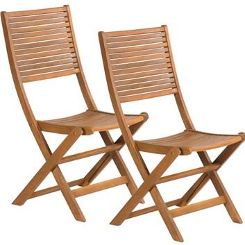 FIELDMANN FDZN 4012-T zahradní židle 2 ks