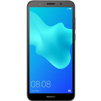 HUAWEI Y5 2018 DS black mobilní telefon