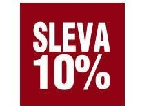 Slevový kupon 10% na pračky