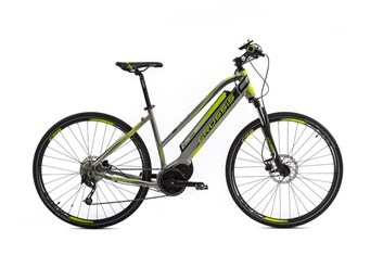 "CRUSSIS e-Cross Lady 7.4 19"" (2019) elektrokolo"