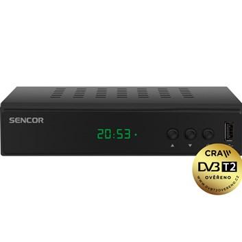 SENCOR SDB 5003T set-top box