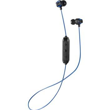JVC HA-FX103BT A modrá bezdrátová bluetooth sluchátka