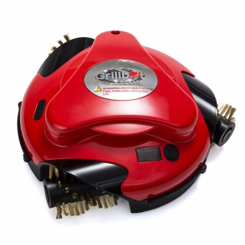 Grillbot GBU101 Red robotický čistič grilu