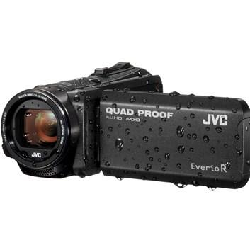 JVC GZ-R405B FULL HD VODOTĚSNÁ KAMERA