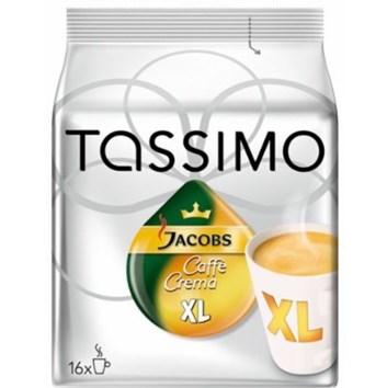 TASSIMO Jacobs Krönung Caffe Crema XL
