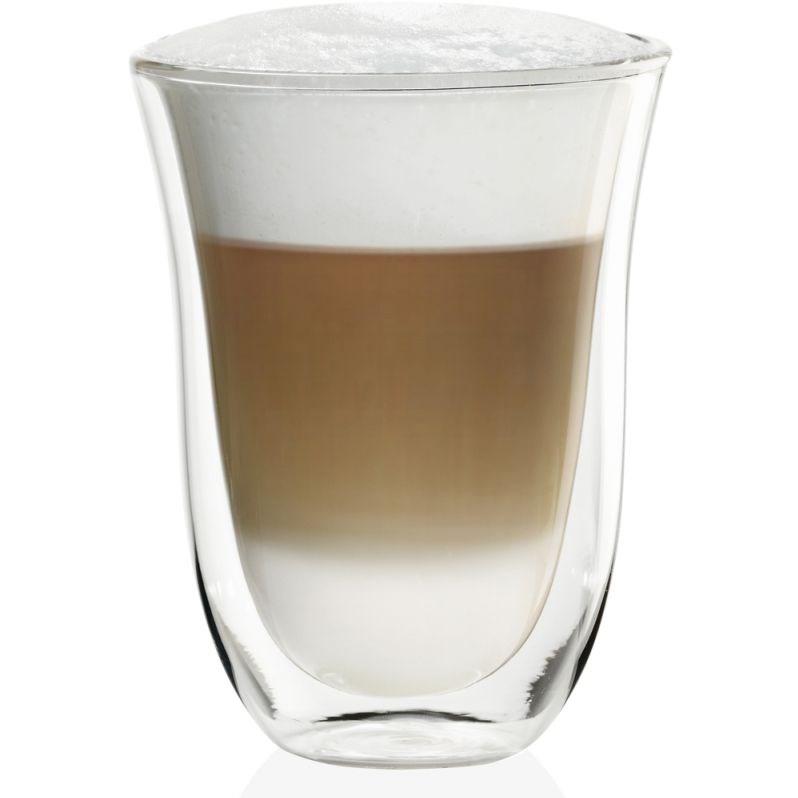 DeLonghi Sklenice na latte macchiato