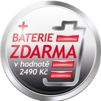 HOOVER baterie do vysavače zdarma