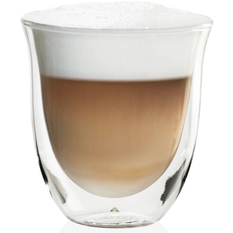 DeLonghi Sklenice na cappuccino