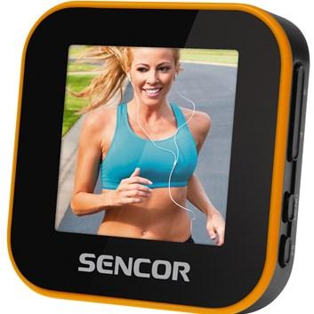 SENCOR SFP 6070 SPORT CLIP 8GB