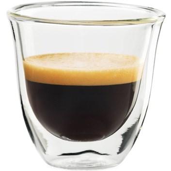 DeLonghi Sklenice Espresso