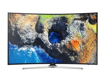 SAMSUNG UE55MU6272 prohnutá televize