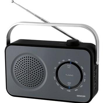 SENCOR SRD 2100 B radiopřijímač