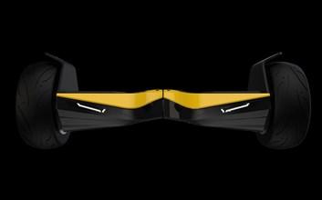 Lamborghini Gyroboard Yellow