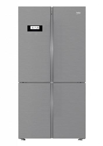 BEKO GN 1416233 ZX americká chladnička