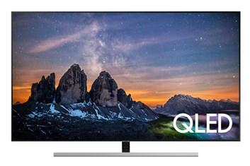 SAMSUNG QE55Q80R QLED televize