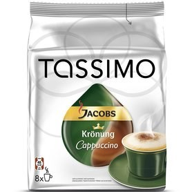 TASSIMO Jacobs Kronung Cappuccino