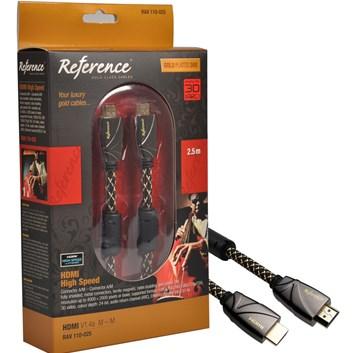 REFERENCE RAV 110-025 HDMI V1.4 M-M 2,5m