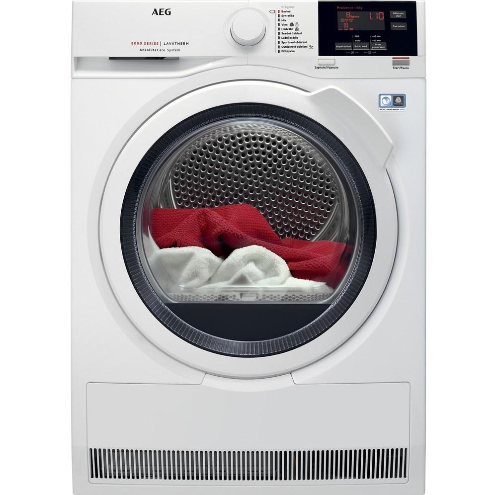 AEG T8DBG48WC sušička prádla ROZBALENO