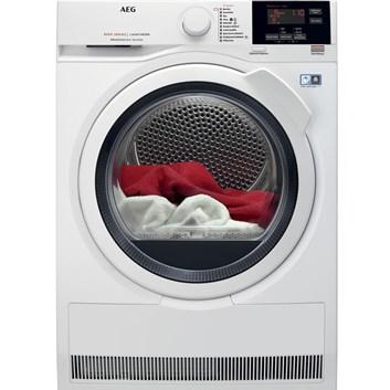 AEG AbsoluteCare® T8DBG48WC sušička prádla - rozbaleno