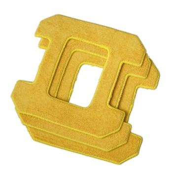 HOBOT 268 utěrky z mikrovlákna 3 ks žluté