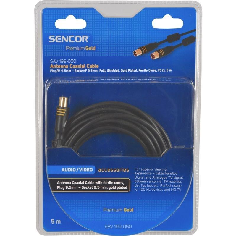 SENCOR SAV 199-050 (anténní kabel)