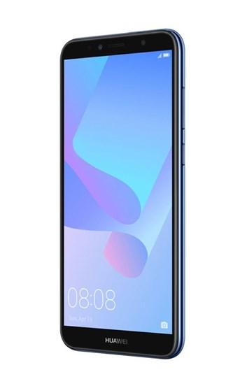 HUAWEI Y6 Prime 2018 DS Blue mobilní telefon