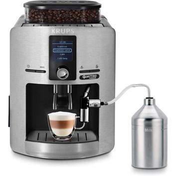 KRUPS EA82FJ10 automatické espresso
