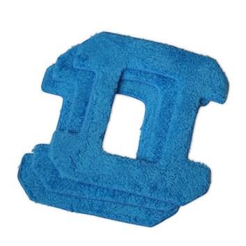 HOBOT 268 utěrky z mikrovlákna 3 ks modré