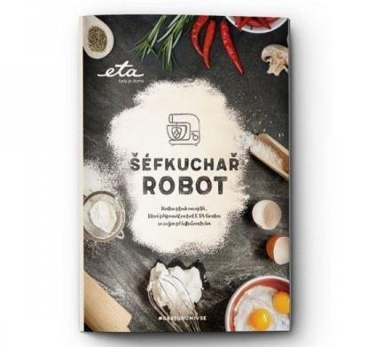 ETA Kniha receptů Šéfkuchař robot