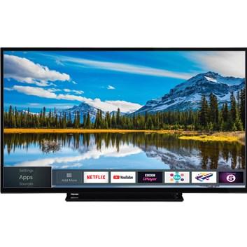 TOSHIBA 48L2863DG LED televize - AKCE