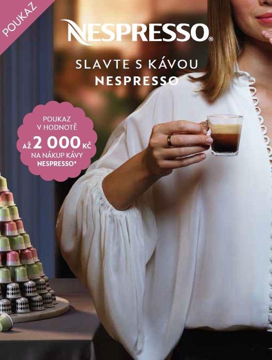 DeLonghi poukaz na nákup kávy v hodnotě 2 000 Kč