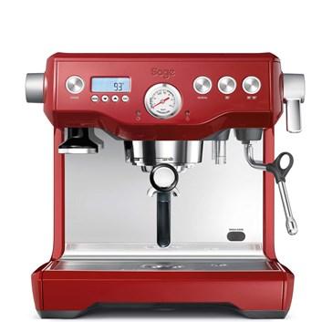 SAGE BES920CRN Espresso červené