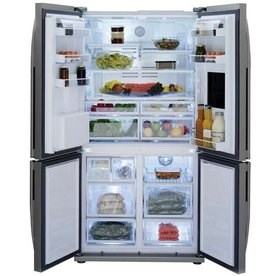 BEKO GNE 134630 X americká chladnička