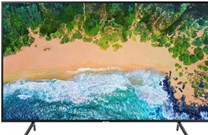 "SAMSUNG 55"" UE55NU7172 LED ULTRA HD LCD televize - AKCE"