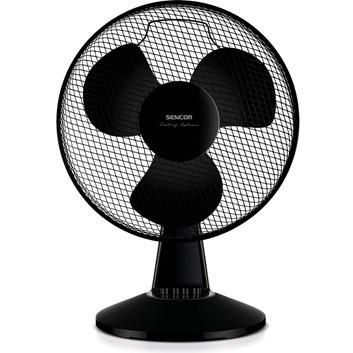 SENCOR SFE 4021BK stolní ventilátor
