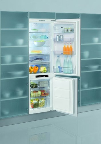 WHIRLPOOL ART 883/A+/NF vestavná chladnička s mrazákem