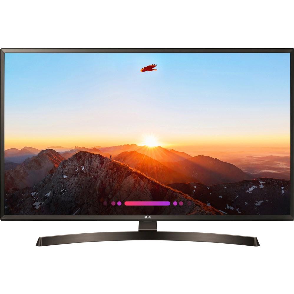 LG 49UK6400 LED ULTRA HD LCD TV