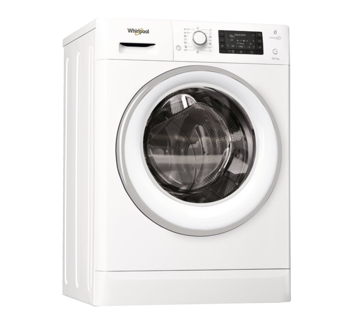 WHIRLPOOL FWDD1071681WS EU pračka se sušičkou