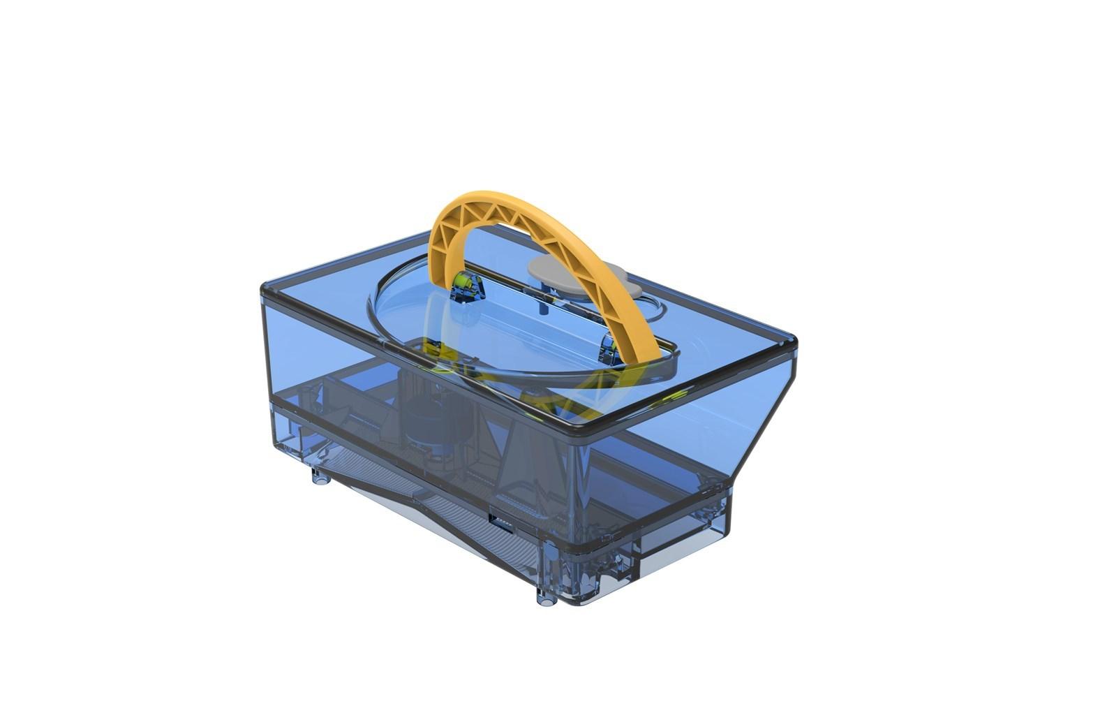 TESLA Zásobník na vodu k robotickému vysavači TESLA ROBOSTAR T10